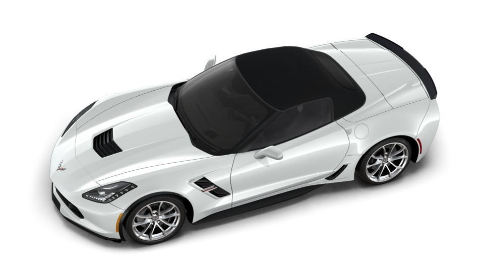 New Arctic White 2019 Chevrolet Corvette Grand Sport ...