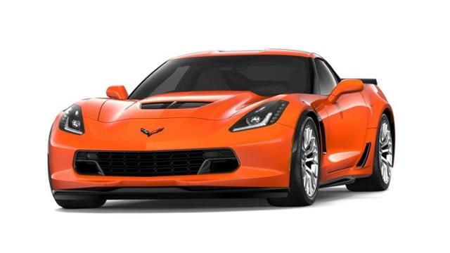 Chesapeake Orange 2019 Chevrolet Corvette New Car For Sale