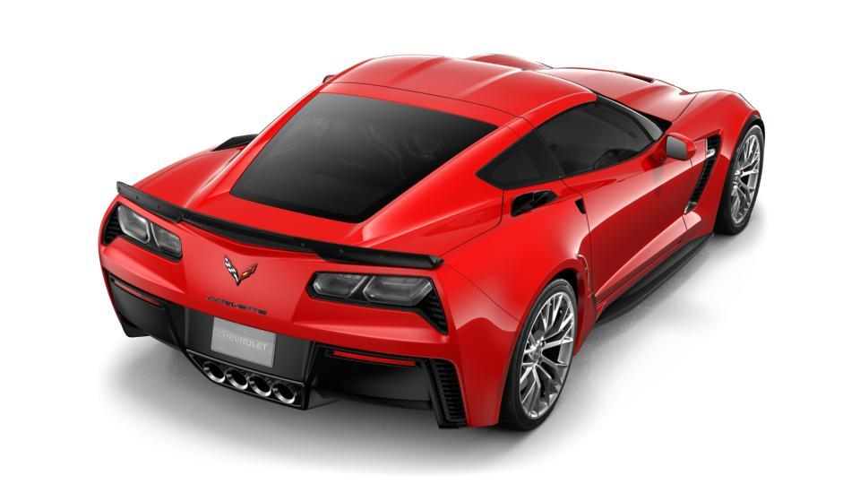 2019 Chevrolet Corvette Torch Red New Car For Sale In