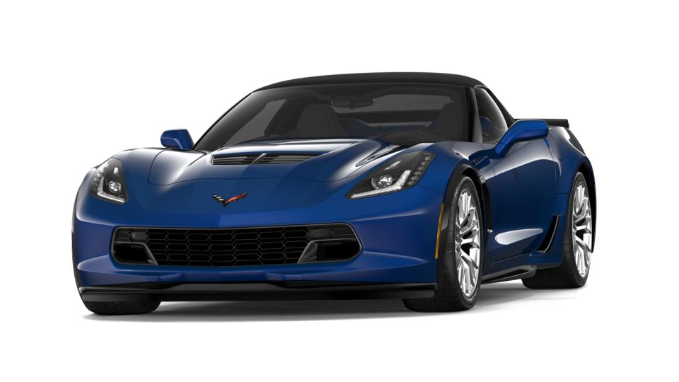 2019 Chevrolet Corvette Vehicle Photo in Ann Arbor, MI 48103