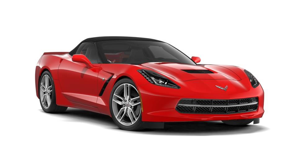 2019 Chevrolet Corvette Vehicle Photo in Plainfield, IL 60586-5132