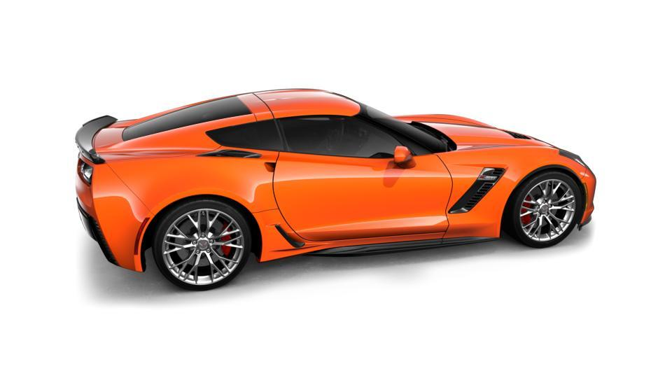 New 2019 G26 Sebring Orange Chevrolet Corvette Coupe Z06