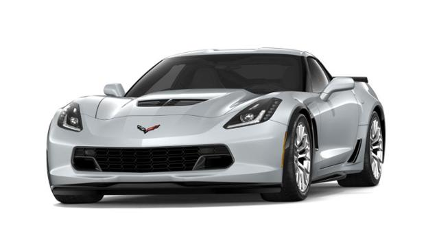 Medford Gray 2019 Chevrolet Corvette New Car Ct970