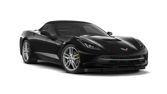 Riverhead Black 2019 Chevrolet Corvette New For Sale 19217