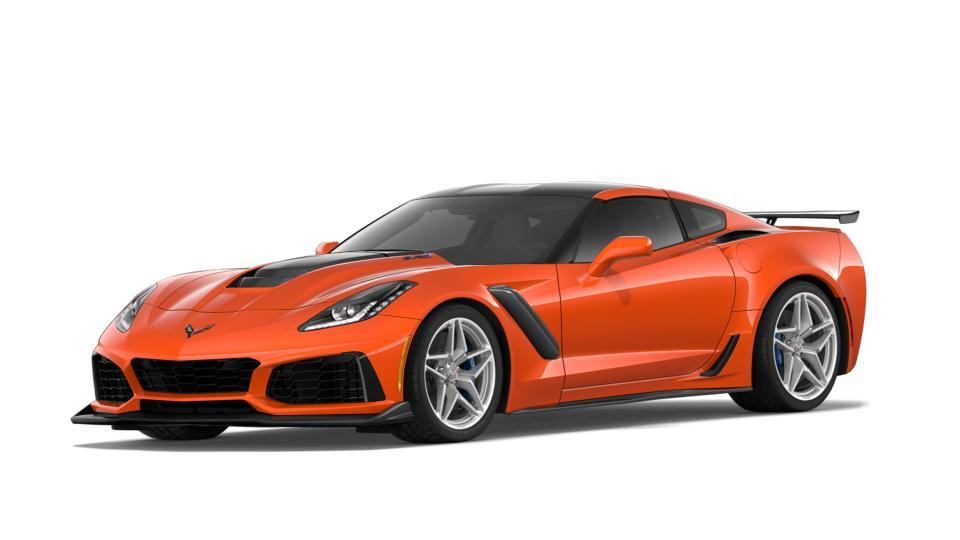 2019 Chevrolet Corvette Vehicle Photo in Mission, TX 78572