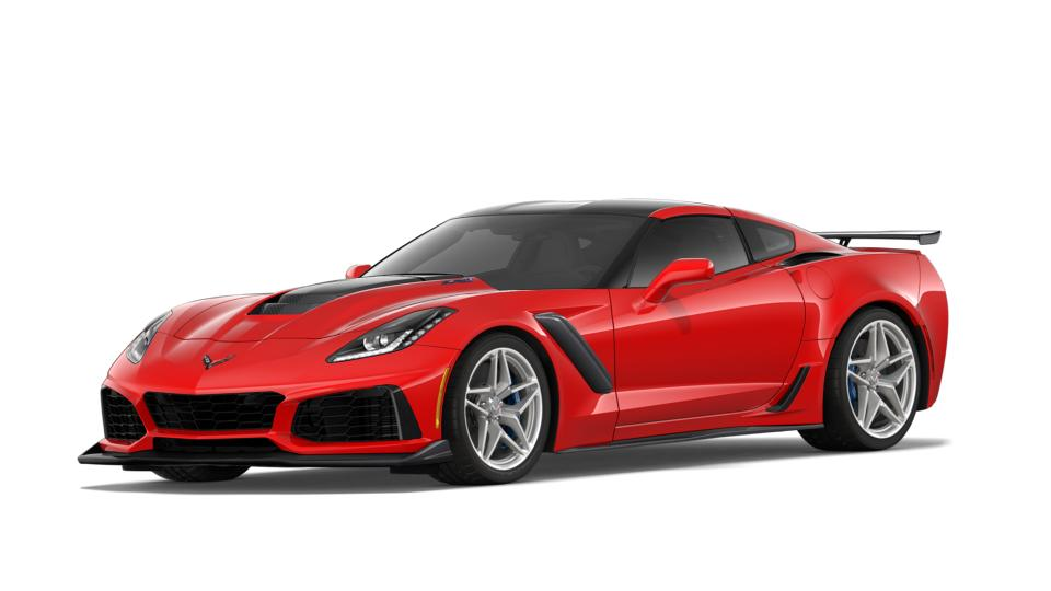 2019 Chevrolet Corvette Vehicle Photo in Las Vegas, NV 89104