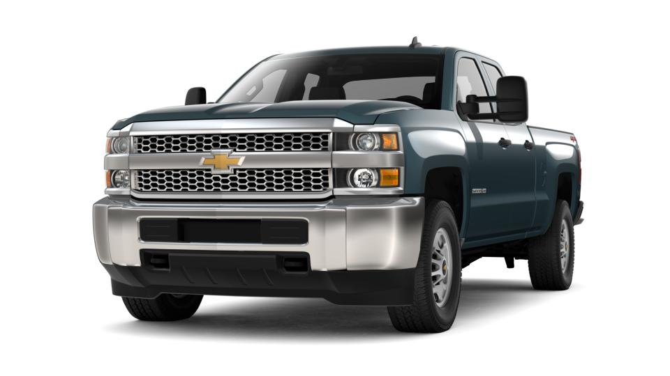 2019 Chevrolet Silverado 2500HD Vehicle Photo in Burton, OH 44021