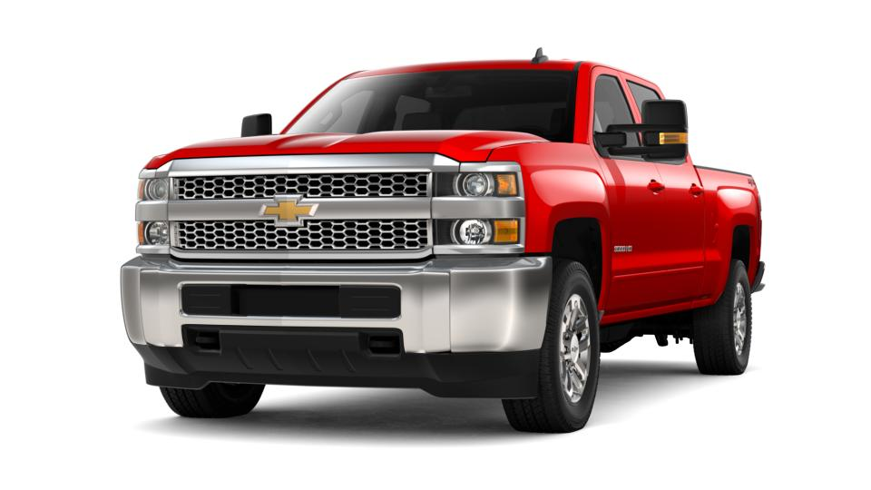2019 Chevrolet Silverado 3500HD Vehicle Photo in Menomonie, WI 54751