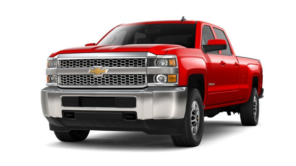 2019 Chevrolet Silverado 2500HD Vehicle Photo in Vincennes, IN 47591