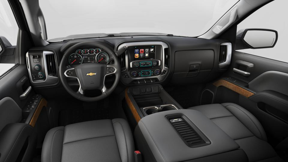 New Graphite Metallic 2019 Chevrolet Silverado 2500HD Crew Cab Standard Box 4-Wheel Drive LTZ at ...
