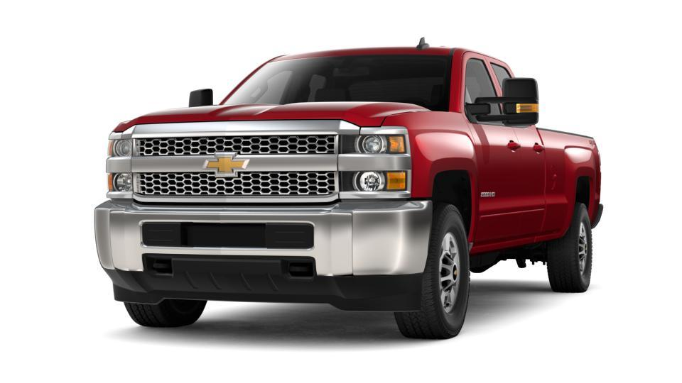 2019 Chevrolet Silverado 2500HD Vehicle Photo In Cincinnati, OH 45249