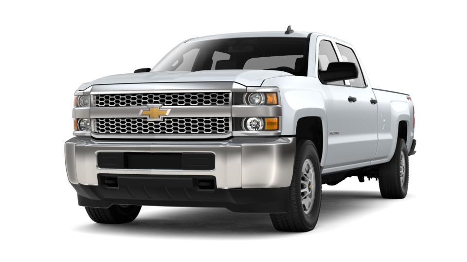 2019 Chevrolet Silverado 2500HD Vehicle Photo in Wendell, NC 27591