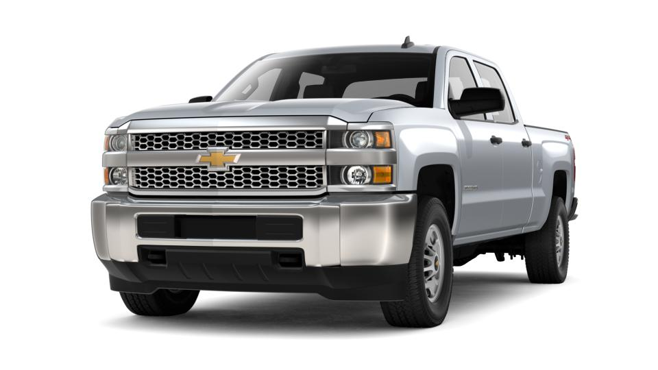 2019 Chevrolet Silverado 2500HD Vehicle Photo in Brockton, MA 02301