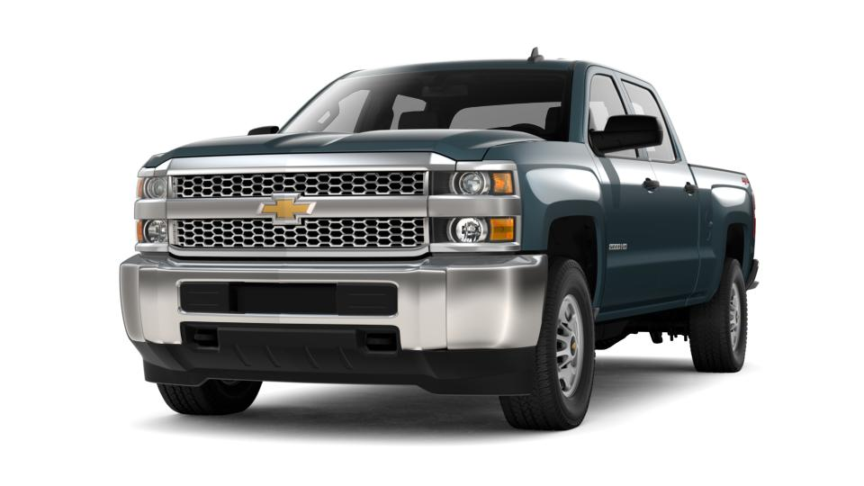 2019 Chevrolet Silverado 2500HD Vehicle Photo in South Portland, ME 04106