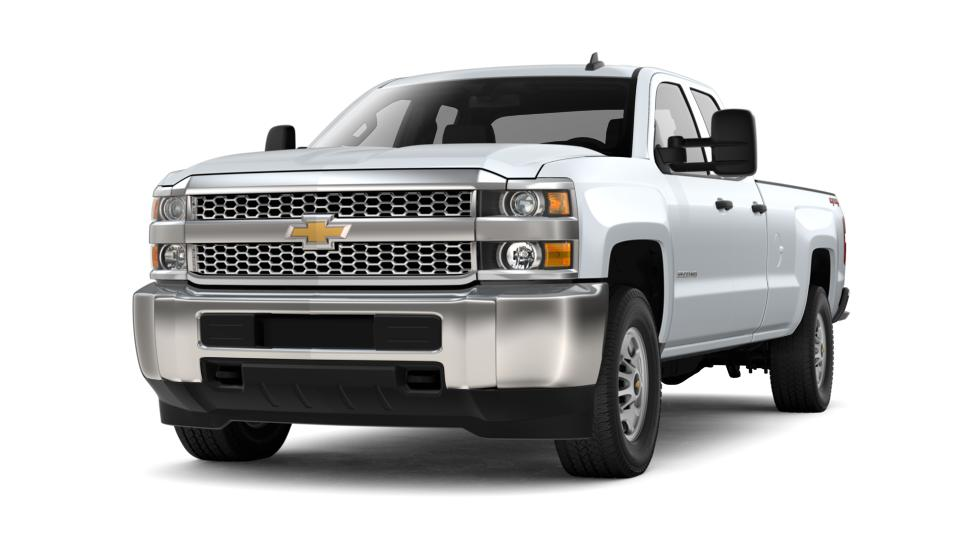 2019 Chevrolet Silverado 2500HD Vehicle Photo in San Angelo, TX 76903