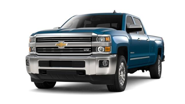 2019 Chevrolet Silverado 2500hd Crew Cab Long Box 4 Wheel Drive Ltz