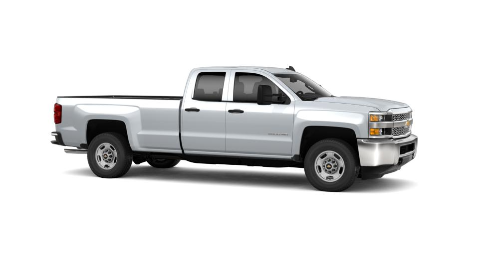 2019 Chevrolet Silverado 2500HD Double Cab Long Box 2-Wheel Drive Work Truck For Sale | Frisco ...