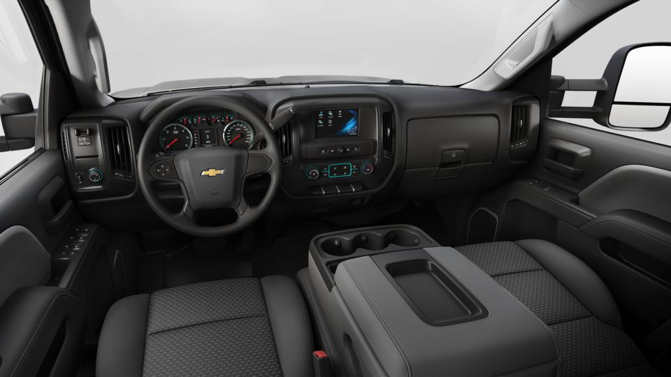 2019 Chevrolet Silverado 2500HD Double Cab Long Box 2 ...