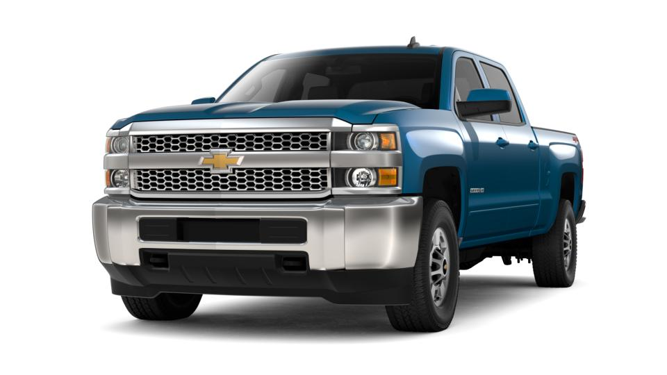 2019 Chevrolet Silverado 2500HD Vehicle Photo in Mendota, IL 61342
