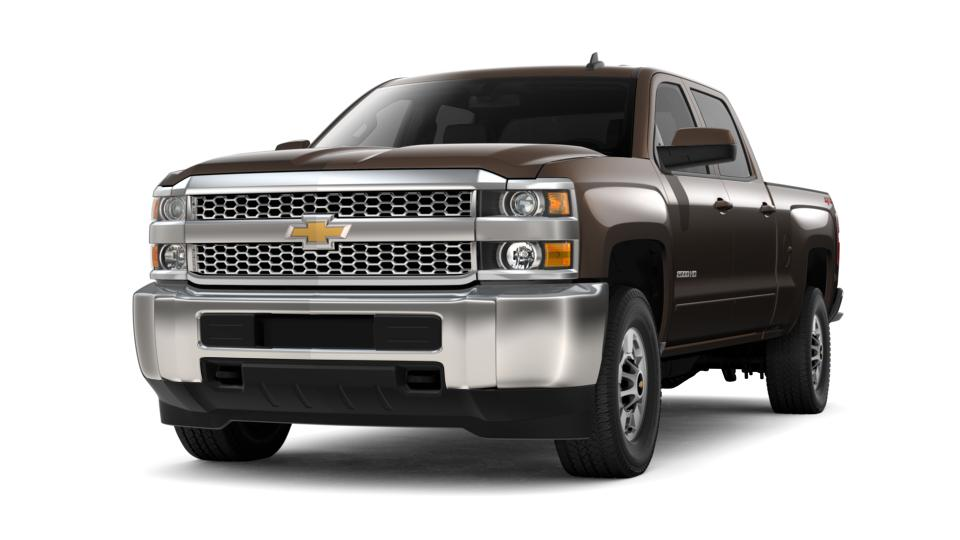 2019 Chevrolet Silverado 2500HD Vehicle Photo in Ann Arbor, MI 48103