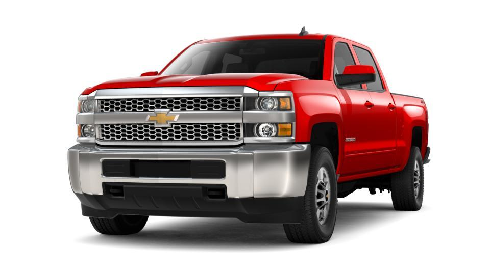 2019 Chevrolet Silverado 2500HD Vehicle Photo in Mount Horeb, WI 53572
