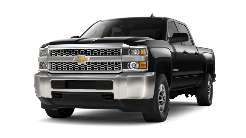 2019 Chevrolet Silverado 2500HD Vehicle Photo in Emporia, VA 23847