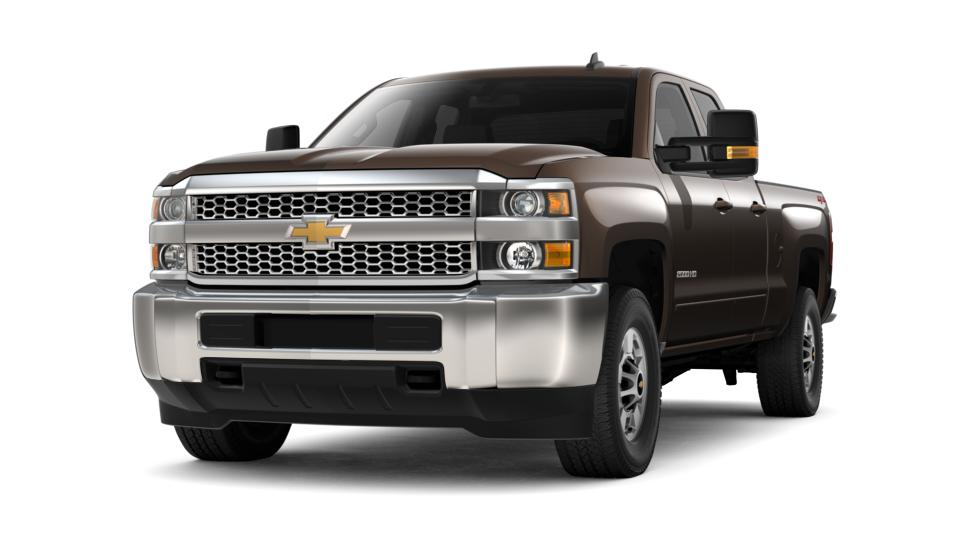 2019 Chevrolet Silverado 2500HD Vehicle Photo in Redding, CA 96002