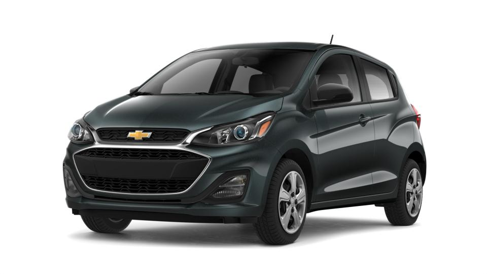 2019 Chevrolet Spark Vehicle Photo in Greensboro, NC 27407