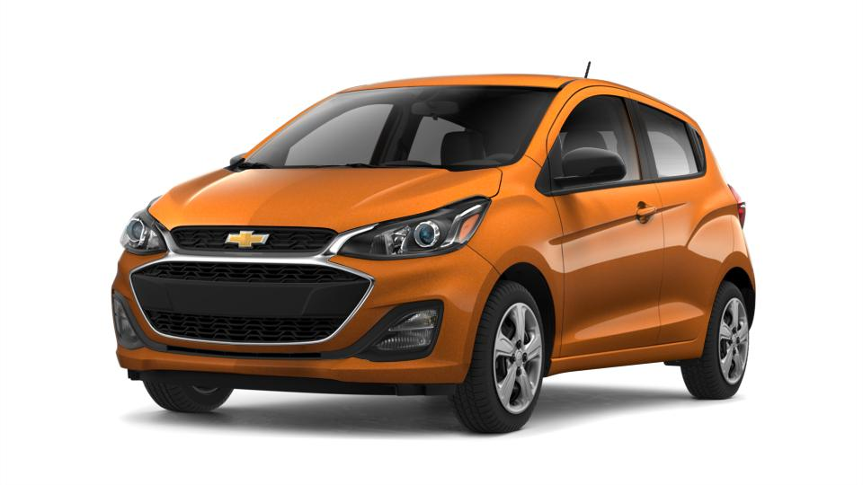 2019 Chevrolet Spark Vehicle Photo in Ellwood City, PA 16117