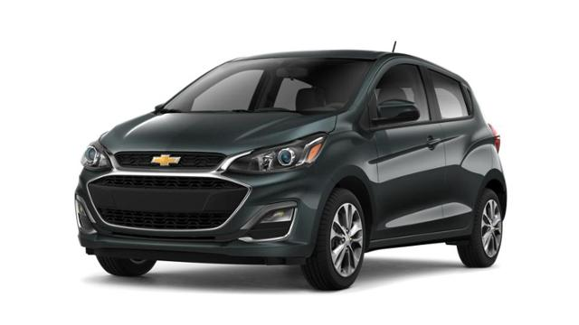 2019 Chevrolet Spark Vehicle Photo In Olympia, WA 98502