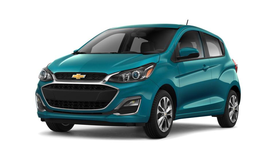2019 Chevrolet Spark Vehicle Photo in Manhattan, KS 66502