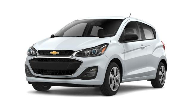 Raleigh Chevrolet Spark 2019 Summit White New Car For Sale 11784