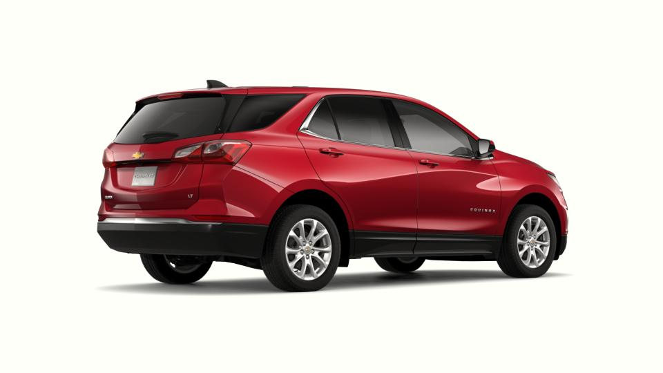 Sour Lake Cajun Red 2019 Chevrolet Equinox: New Suv for ...