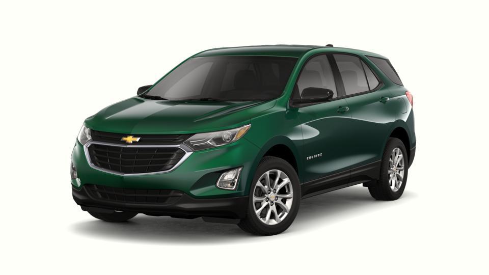 Jim Browne Chevrolet >> New Ivy Metallic 2019 Chevrolet Equinox FWD LS for Sale in Tampa, FL | Jim Browne Chevrolet ...
