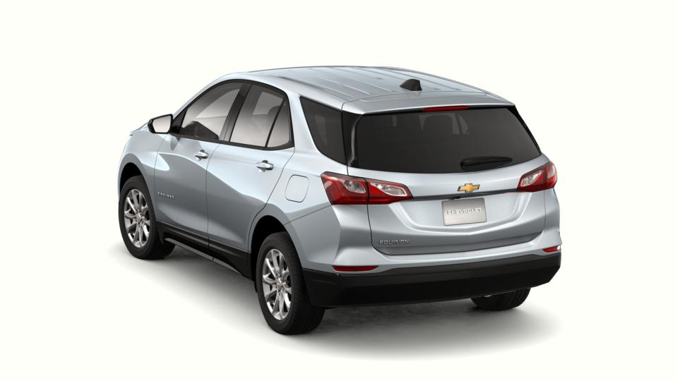 new silver ice metallic 2019 chevrolet equinox fwd ls for sale in brandon ms rogers dabbs. Black Bedroom Furniture Sets. Home Design Ideas