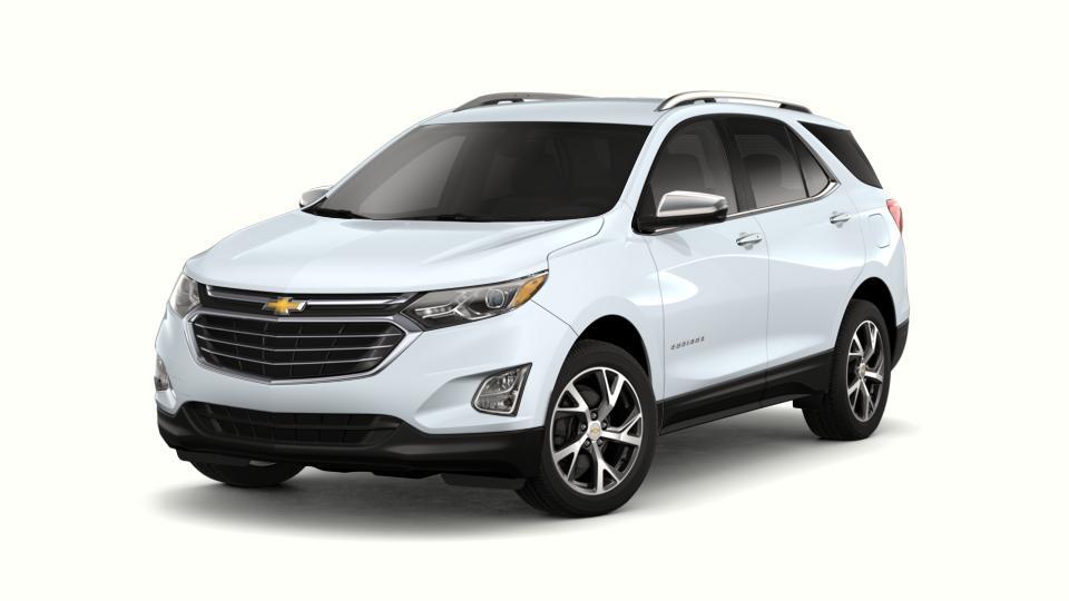 New Summit White 2019 Chevrolet Equinox FWD Premier for ...