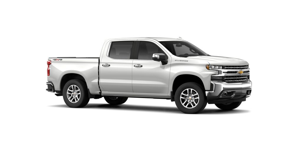 Learn about this New Iridescent Pearl Tricoat 2019 Chevrolet Silverado 1500  in South Vermont  VIN = 3GCUYGED7KG125560