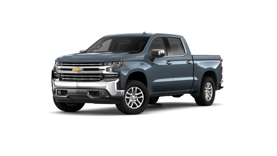 2019 Chevrolet Silverado 1500 Vehicle Photo in Worthington, MN 56187