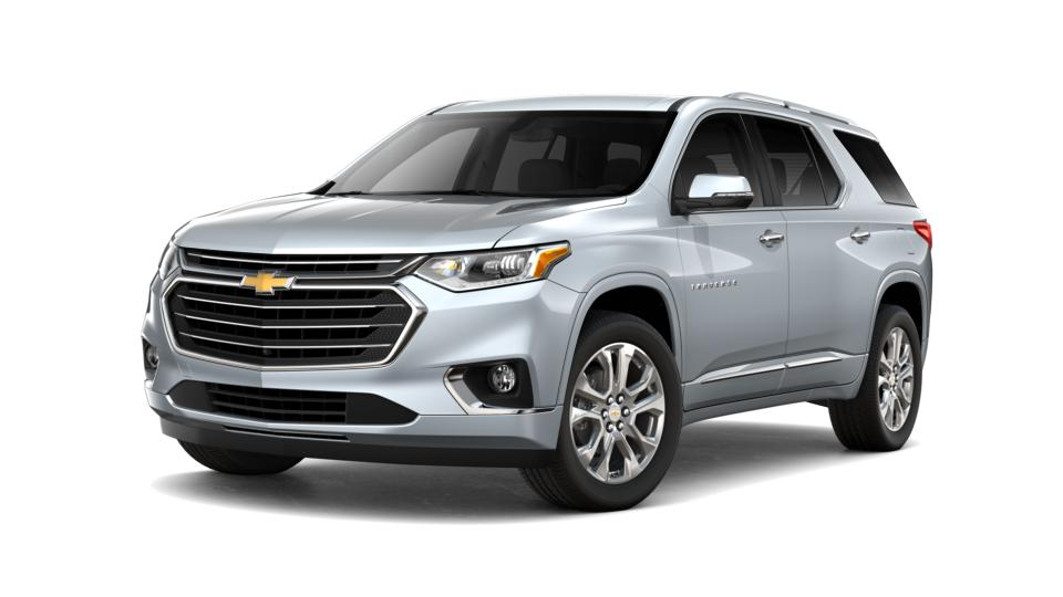 2019 Silver Ice Metallic Chevrolet Traverse FWD 1LZ for Sale in La Mesa - 1GNERKKW6KJ162924
