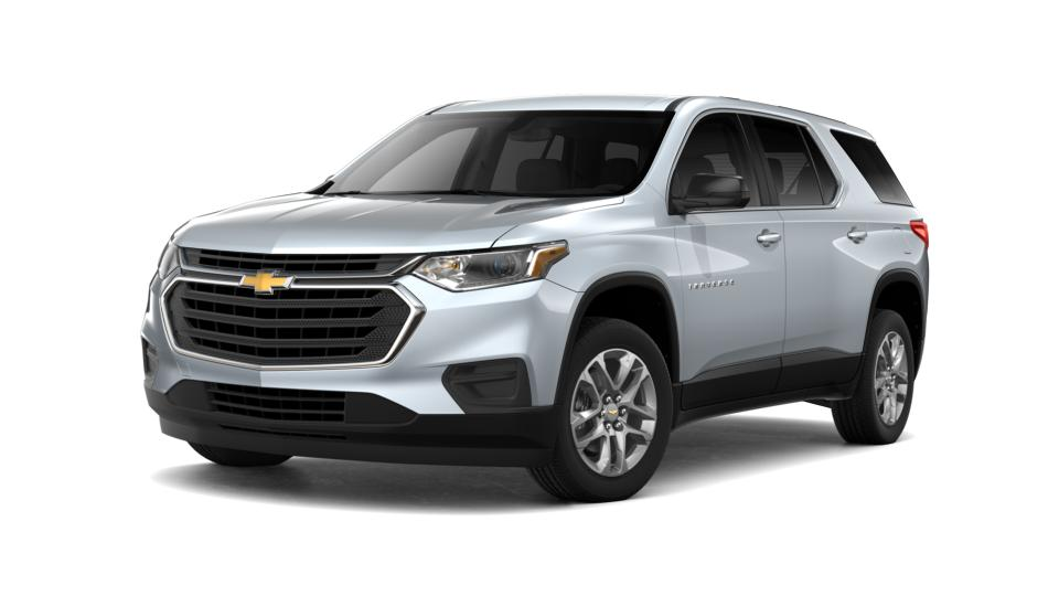 2019 Chevrolet Traverse Vehicle Photo in Val-d'Or, QC J9P 0J6