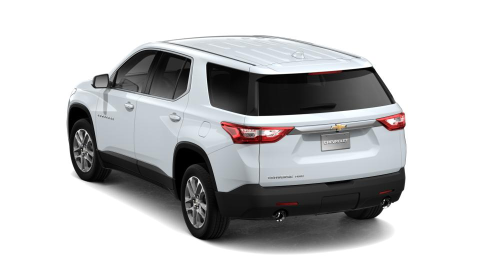 South Jersey Summit White 2019 Chevrolet Traverse: New Suv ...