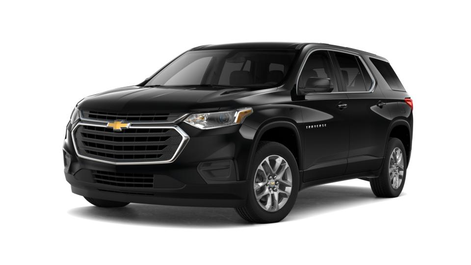 2019 Chevrolet Traverse photo du véhicule à Val-d'Or, QC J9P 0J6