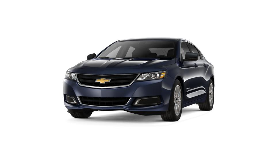 2019 Chevrolet Impala Vehicle Photo in Winnsboro, SC 29180