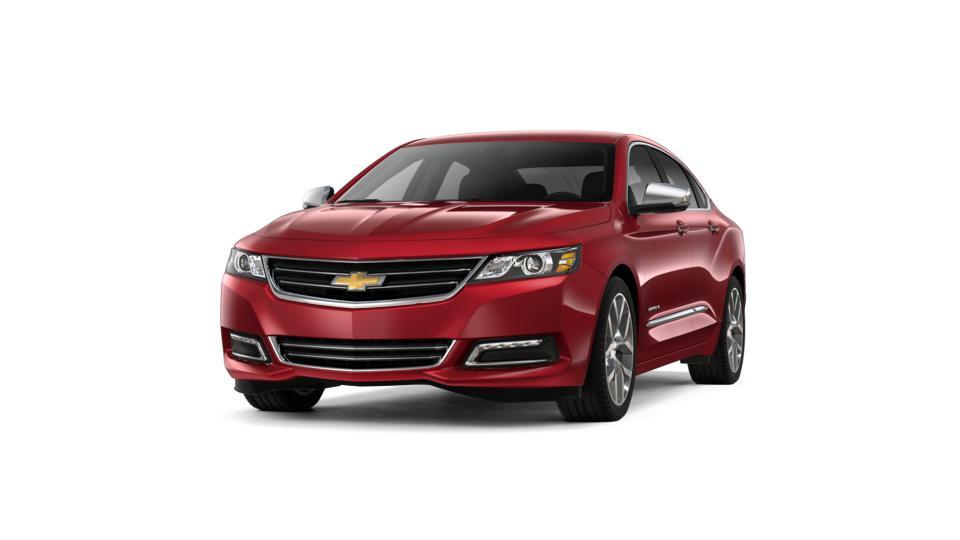 2019 Chevrolet Impala Vehicle Photo in Greensboro, NC 27407