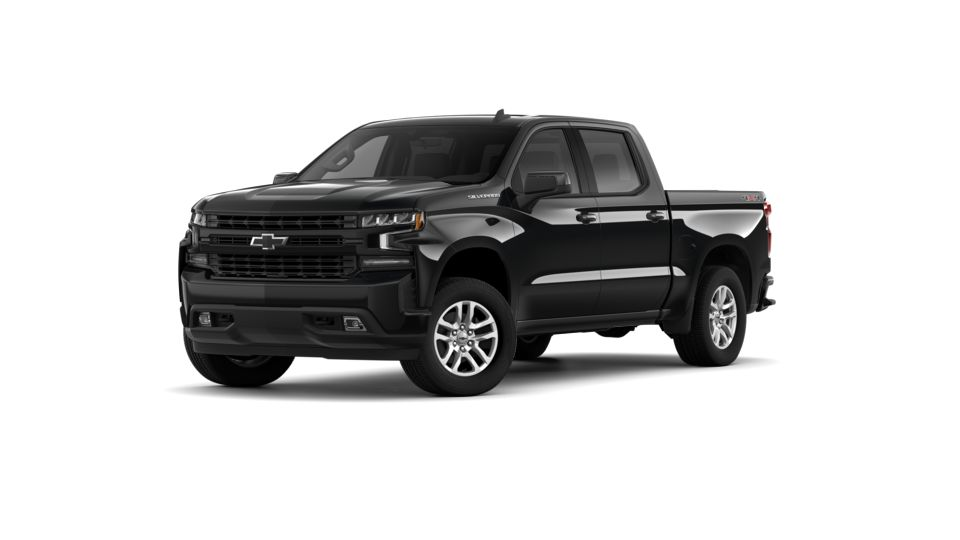 2019 Chevrolet Silverado 1500 Vehicle Photo in South Portland, ME 04106