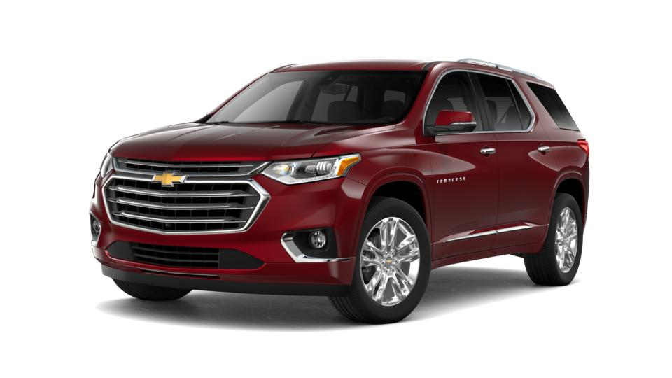 2019 Chevrolet Traverse Vehicle Photo in Oklahoma City, OK 73114