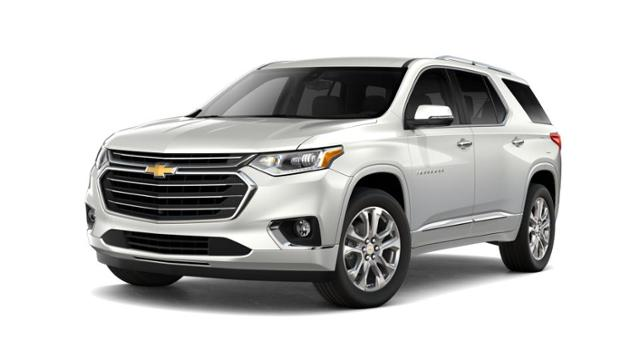 2019 Chevrolet Traverse Vehicle Photo In Elkton, MD 21921