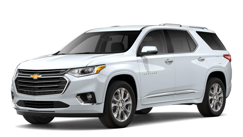 Summit White 2019 Chevrolet Traverse for Sale in Gaithersburg, MD - Criswell Chevrolet ...