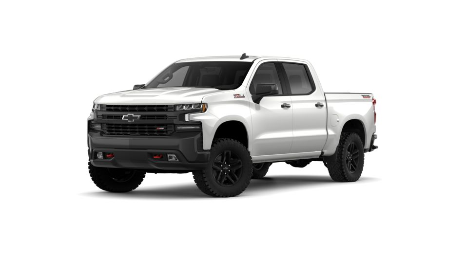 2019 Silverado LT Trail Boss: Pictures, Colors, Price