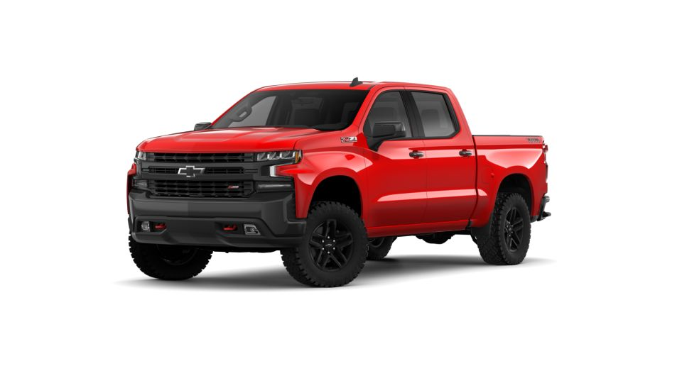 2019 Chevrolet Silverado 1500 photo du véhicule à Val-d'Or, QC J9P 0J6